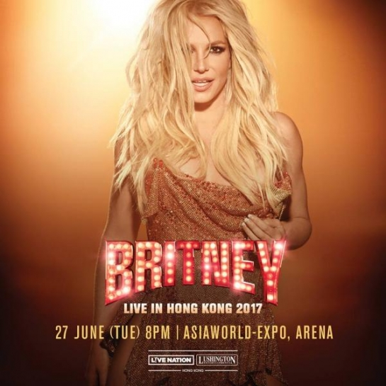 Britney Spears - Live in Hong Kong 2017