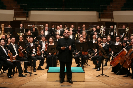Hong Kong Philharmonic: A Viennese New Year